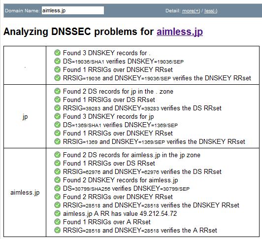 dnssec-result